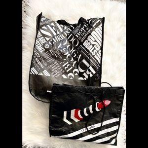 Lululemon / Sephora Reusable Bag Bundle